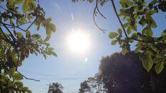 Calor não dá trégua e temperatura deve chegar a 34ºC em Três Lagoas