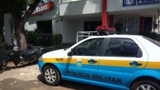 Menor em Fiat 147 tenta fugir da PM e é capturado