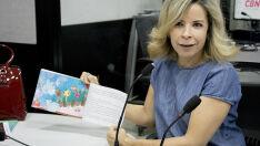 """""""Vejo histórias em tudo"""", diz escritora sobre causas ambientais"""