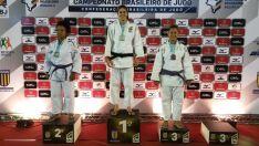 Judoca sul-mato-grossense é a número um no ranking brasileiro