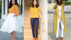Amarelo chega com tudo na moda: veja como usar