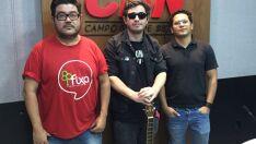 Astronauta Elvis particiou do CBN Campo Grande desta sexta-feira (18)
