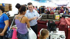 Gazin moderniza e amplia loja em Paranaíba