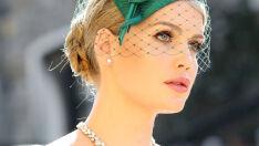 Kitty Spencer, sobrinha da princesa Diana, ganha espaço na moda