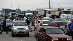 Greve de caminhoneiros para 60% das indústrias do Estado