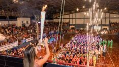 Jogos da Juventude de MS tem abertura memorável em Coxim