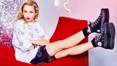 Miley Cyrus lança coleção incrível em parceria com a Converse