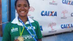 Atleta de Três Lagoas é finalista no Campeonato Brasileiro Sub-18 em Recife