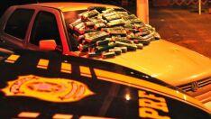 Chapeiro é preso na BR-262 transportando 48 kg de maconha para Três Lagoas