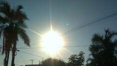 Quarta-feira será quente e com baixa umidade em Paranaíba
