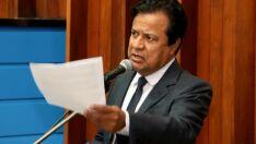 Deputado Amarildo Cruz cobra recuperação asfáltica na MS-384