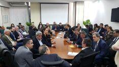 André destaca força do municipalismo nos encontros de prefeitos em Brasília