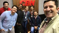 Correspondente da CBN na Copa viaja para Rússia nesta quinta (07)