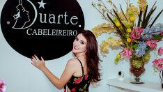 Talento com as mãos fez de Duarte o cabeleireiro da família