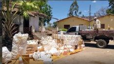 Sindicato Rural recolhe embalagens de agrotóxicos vazias