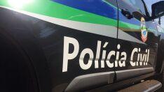 Polícia prende homem com maconha em Paranaíba