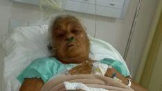 Idosa é transferida, mas hospital não tem vaga para recebê-la