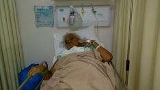 Idosa aguarda cirurgia em UTI de Três Lagoas