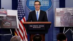 Secretário do Tesouro dos EUA diz que defende comércio livre e justo