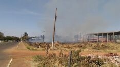 Paranaibenses relatam sofrimento com queimadas em terrenos