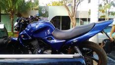 Polícia recupera motocicleta furtada em Sidrolândia