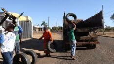 'Meu Bairro Limpo' percorre 19 bairros e retira 467 caminhões de lixo das ruas