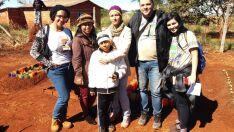 Uems de Paranaíba participa de missão em aldeia de Dourados