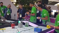 Equipe de Dourados conquista 2º lugar no Desafio de Robótica da OC 2018