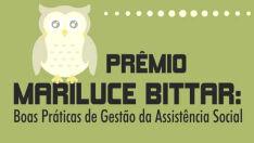 Prêmio que valoriza ações da assistência social adia data de inscrição