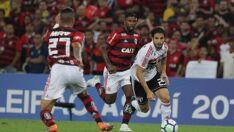 SP e Flamengo jogam clássicos em busca da liderança