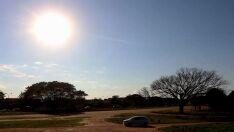 Sem chuva, terça-feira terá temperatura mínima de 10ºC em Três Lagoas