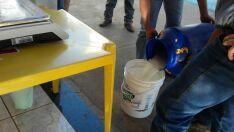 Os produtores de leite estão saindo do mercado, diz presidente do Sindicato Rural