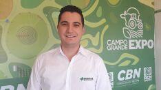 Empresa de tecnologia apresenta ferramenta de gestão rural durante Campo Grande Expo