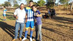 Brasilandense é destaque em futebol sub 17 de Santa Catarina