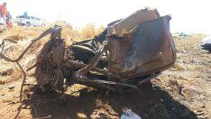 Circense morre após colisão de carro com carreta na BR-158