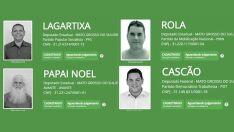 Vereador de Três Lagoas tem nome entre os mais curiosos entre candidatos de MS