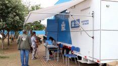 Castramóvel opera 65 animais gratuitamente e continua em escola municipal até fim do mês
