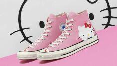 Converse lança All Star da Hello Kitty em coleção absurdamente fofa