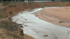 Córrego da Onça está em estágio avançado de assoreamento