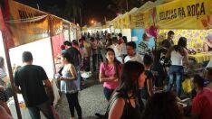 Festa do Folclore reúne 1,5 mil pessoas e 2ª noite tem quatro atrações musicais