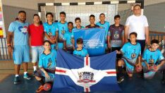 Atletas de Três Lagoas estreiam com vitórias no handebol em jogos escolares