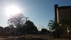 Com umidade em 20%, Paranaíba tem alerta laranja do Inmet