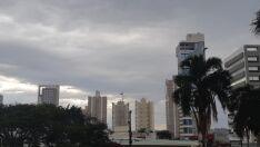Céu nublado e chuvas isoladas em todo MS
