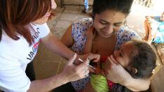 Brasil tem 1.100 casos confirmados de sarampo
