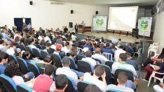 Simpósio leva informações tecnológicas para sojicultores de Navirai