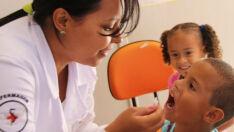 """""""Dia D"""" contra a Poliomielite e Sarampo em Aparecida do Taboado é neste sábado"""