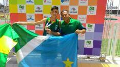 Atleta de Três Lagoas participa de competição nacional de parabadminton