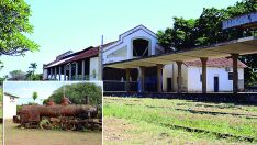 Ministério Público quer preservação de patrimônio histórico e ferroviário