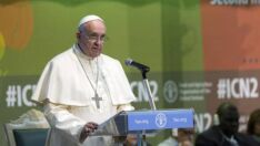 Papa condena ações de medo e intolerância contra imigrantes