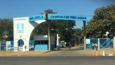 UFMS abre inscrições para vestibular e campus de Três Lagoas oferta vagas em 16 cursos